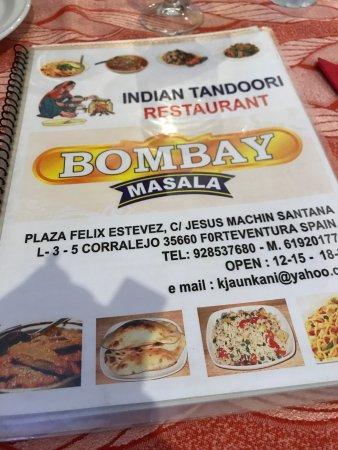 Bombay Masala: photo1.jpg