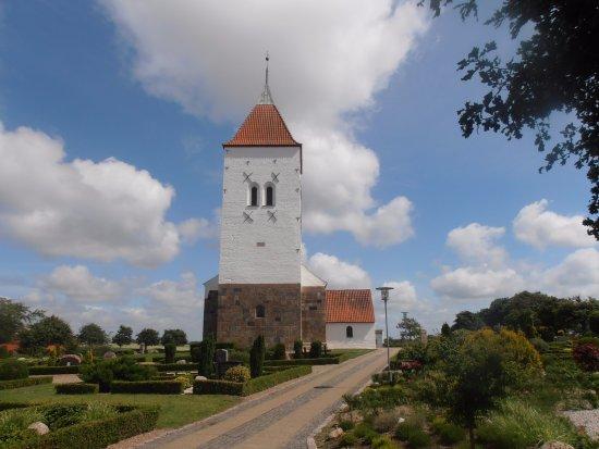 Hurup, Danmark: Vestervig Kirke