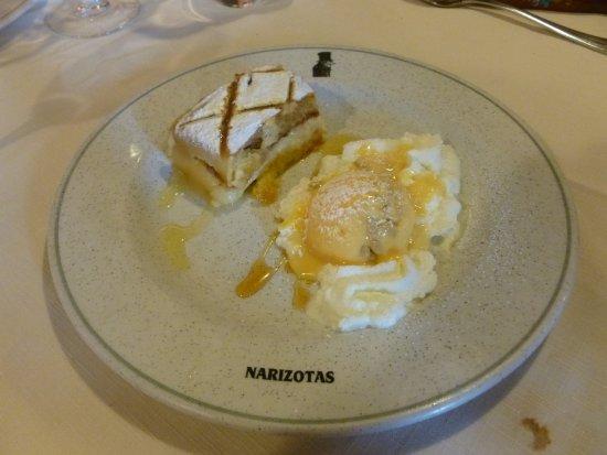 Restaurante Narizotas: El típico ponche segoviano