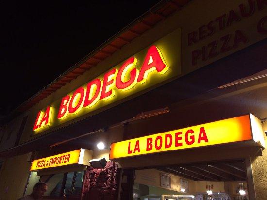 La Bodéga : La bodega
