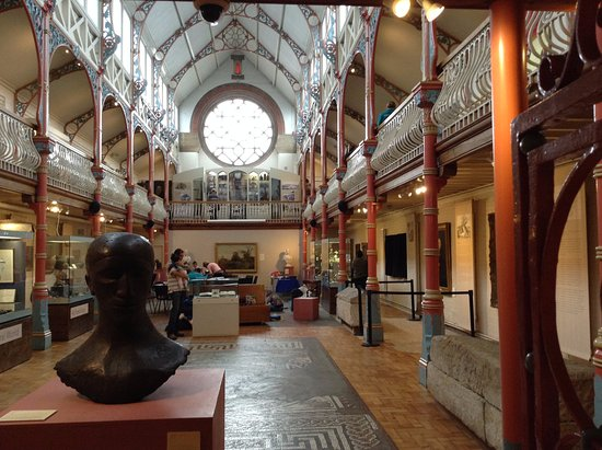 Dorset County Museum: The Victorian Hall