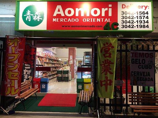 Aomori Mercado Oriental