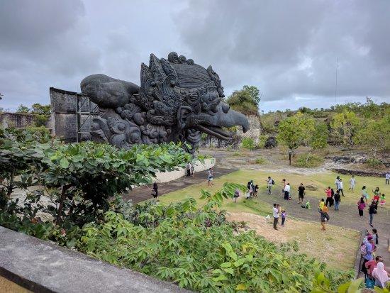 Garuda Wisnu Kencana Cultural Park: Garuda