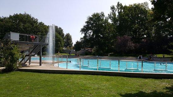 Gartenbad Bachgraben