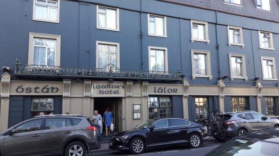 Lawlor's Hotel Dungarvan รูปภาพ