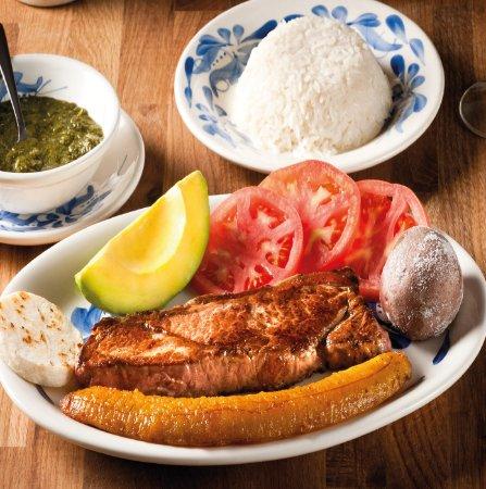Mondongo's Restaurant: Punta de anca
