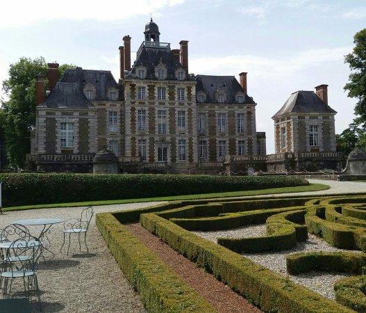 Balleroy, Frankrike: Façade avant