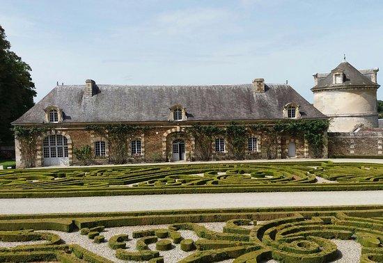 Balleroy, Frankrike: Ancienne écurie