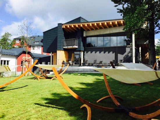 poolhaus berghotel oberhof auaenansicht events