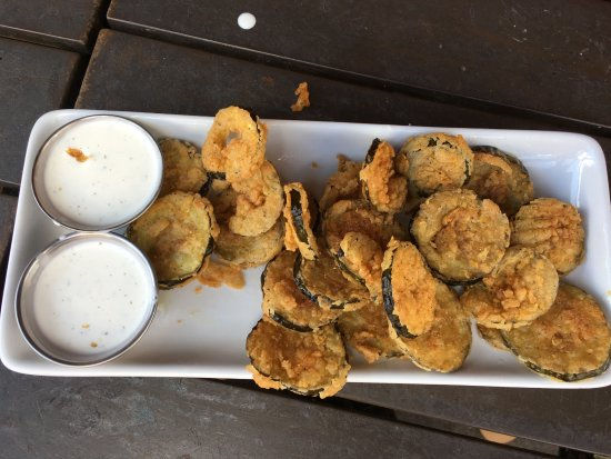 Stock and Barrel: Pickle Chips