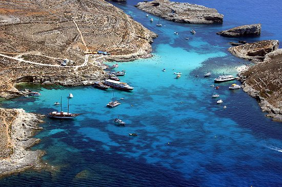 Ebsons Comino Ferries