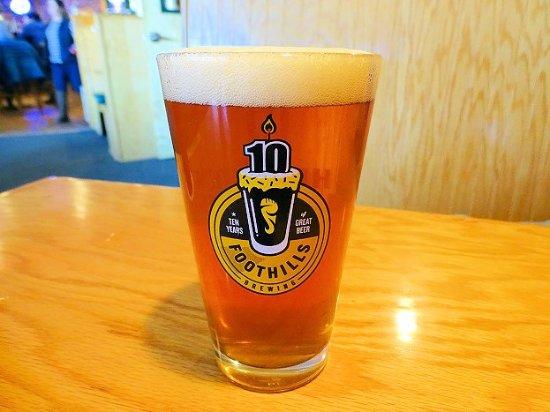 Beef 'O' Brady's: great beer