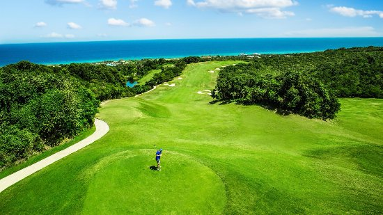 Rose Hall, Jamaica: White Witch Golf Course