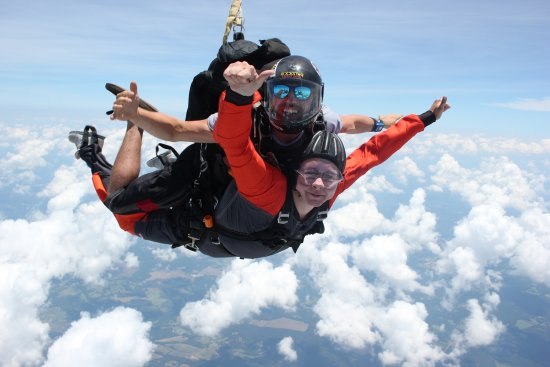 Chester, SC: Skydive Carolina!