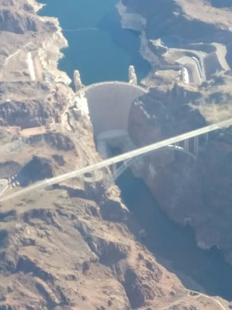 Hoover Dam - on the way to Vegas - Picture of Southwest