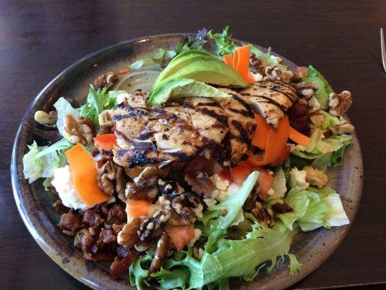 Loleta, แคลิฟอร์เนีย: Cobb salad
