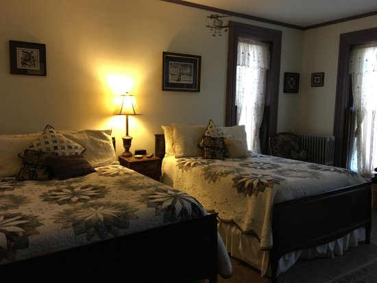 Spencer House Bed and Breakfast: The Nursery