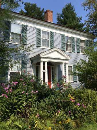 Northfield, MA: Beautiful gardens