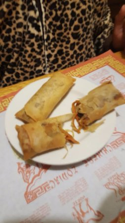 North Cape May, NJ: Veg Spring rolls