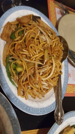 North Cape May, NJ: veg lo mein