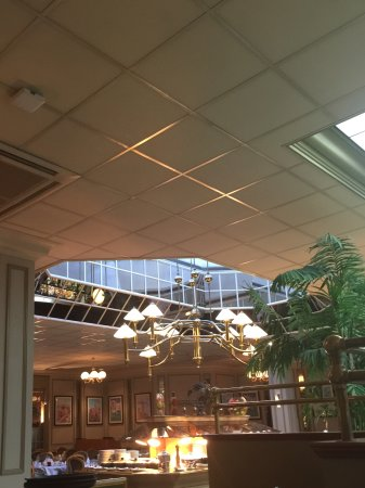 Croydon Park Hotel: Dining room