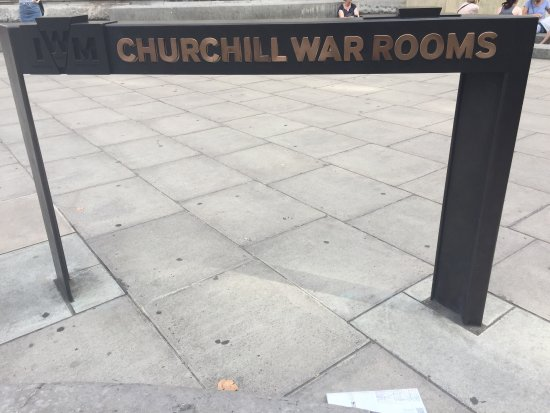 Churchill War Rooms: photo0.jpg