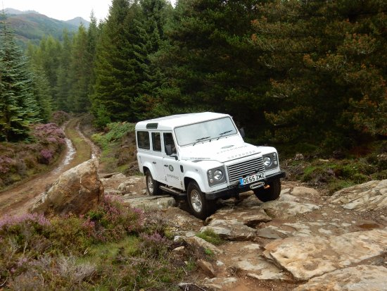Off Road And Track Picture Of Land Rover Experience