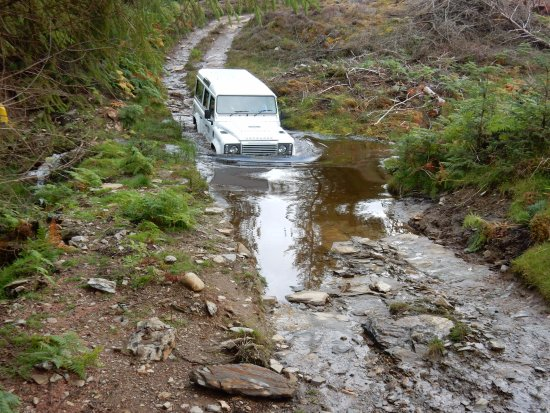 Land Rover Experience Scotland: How Much Deeper Does it Get?