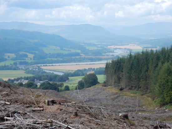 Land Rover Experience Scotland: The Tay Valley