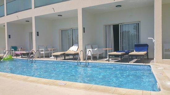chambres avec piscine privée partagée - Photo de TUI SENSIMAR ...