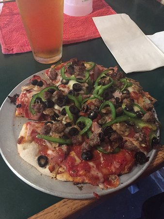 Shakespeare's Pizza, Columbia - Menu, Prices & Restaurant Reviews - TripAdvisor