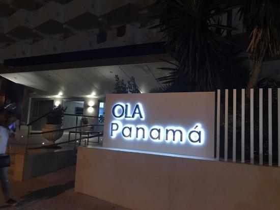 OLA Hotel Panama: Entrata Hotel