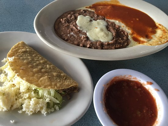 Chamblee, جورجيا: Speedy with refried beans