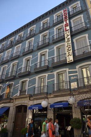 Hotel Persal Bild
