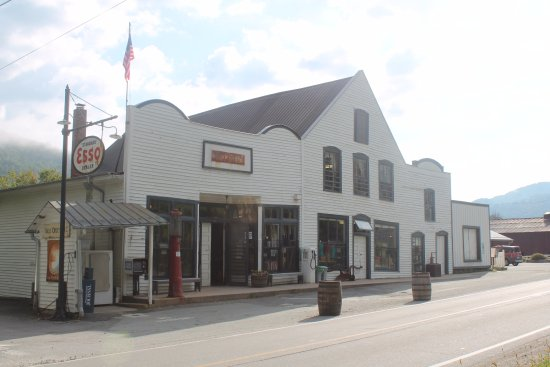 Valle Crucis, Carolina del Norte: Original Mast General Store