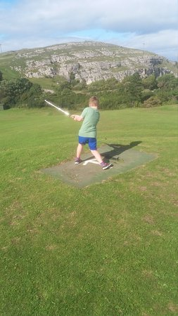 Great Orme Family Golf: 20170828_160513_large.jpg