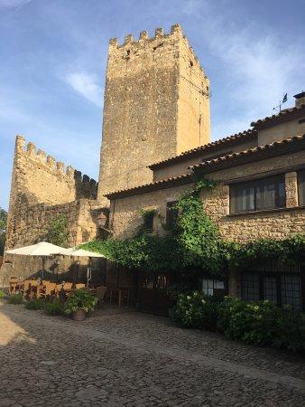 Pueblo medieval de Palau Sator