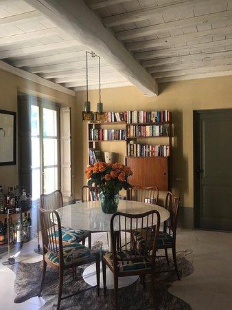 Locanda al Colle: living space