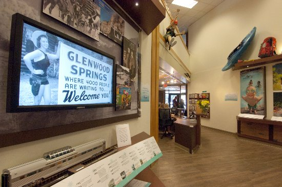Glenwood Springs Visitor Center
