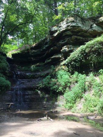 Menomonie, WI: A waterfall?