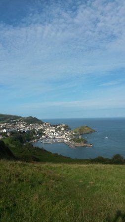 The Slimmeria Retreat: Stunning views in Ilfracombe!