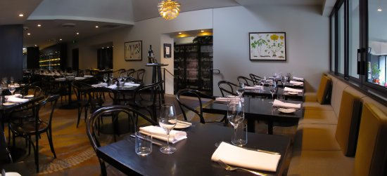 The Botanical Upstairs Dining Room