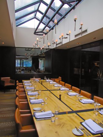 The Botanical Private Dining Room