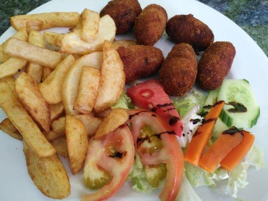 Artenara, Spania: Bar Restaurante La Casa Del Correo