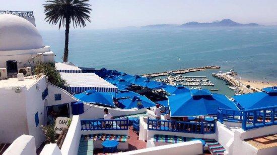 Sidi Bou Saïd Tunis Ville de Tunisie