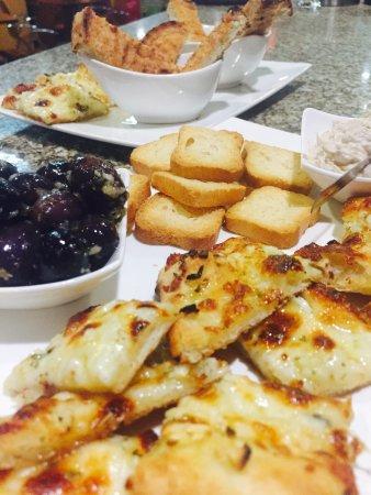 Cafe Pizzaria Pires: As nossas entradas ⭐️⭐️⭐️⭐️⭐️