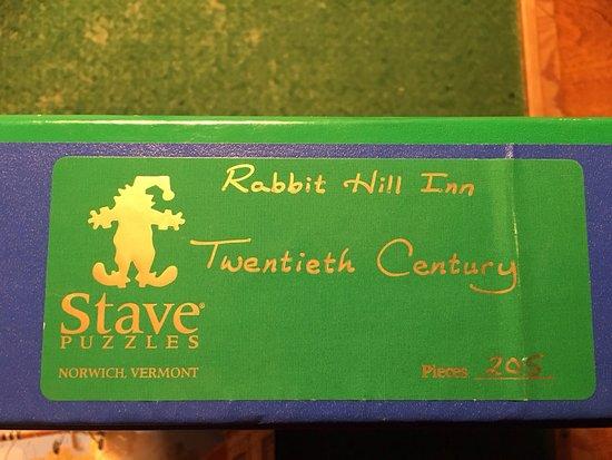 Rabbit Hill Inn: photo2.jpg