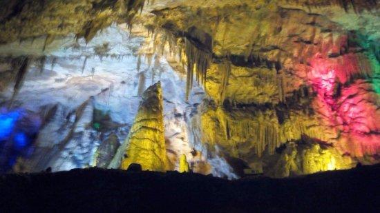 Benxi Water Cave: piękne