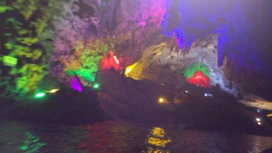 Benxi Water Cave: nie zapomniane chwile