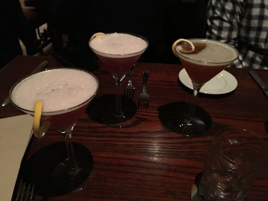 Black Bass Hotel Restaurant: drinks